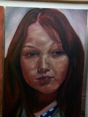 Portrait SOLD